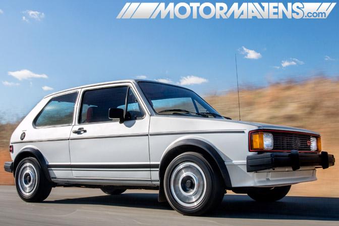 Volkswagen, VW, Golf, GTI, Mk1, Mk7