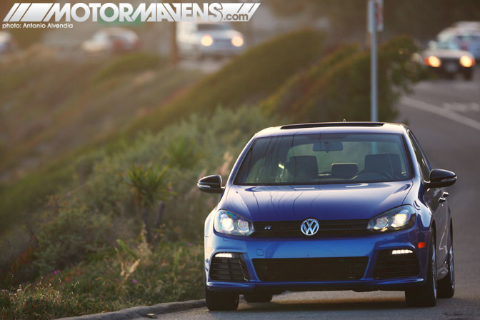 Golf R Volkswagen VW 2012 all wheel drive AWD turbo review