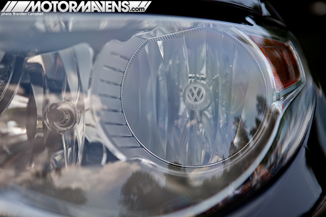 vw cc headlight vw audi Southern Wörthersee sowo Helen GA