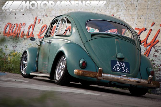 Michiel Wörthersee 1960 Volkswagen vw Beetle Rat Rod Porsche 914 Empi Casper Heij