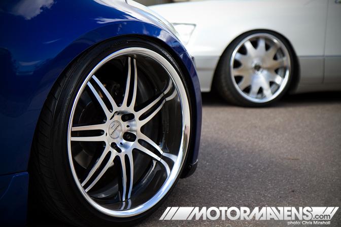 350z, Z33, Nissan, work wheels, work, t1s, varianza, negative offset, ksport, greddy, veilside, motordyne, mastergrade, toyo, luxer1, ssr vienna kleid, ls400