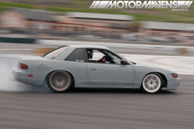 sonoma drift record breaker at Infineon Raceway