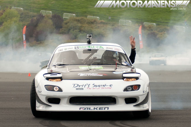 sonoma drift record breaker at Infineon Raceway
