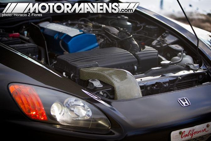 Honda S2000 S2Ki Spoon Gripwerks meet Topdown VIS CR Volk wekfest