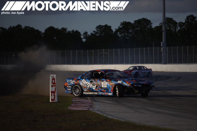 FORMULA DRIFT Palm Beach International Raceway Moroso PBIR