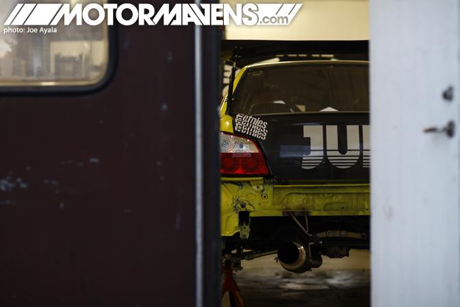 JUN Subaru WRX