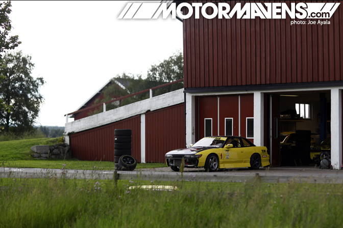 Team Yellow Norway Gatebil Festival MotorMavens Speedhunters Lars Dag Harlem