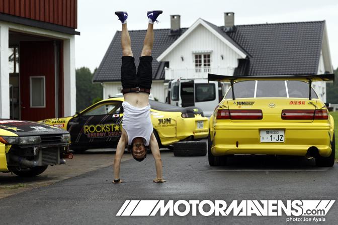 Team Yellow Norway Gatebil Festival MotorMavens Speedhunters Lars Dag Harlem