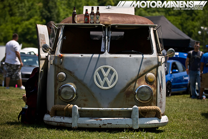 split window splitty vw bus vw audi Southern Wörthersee sowo Helen GA