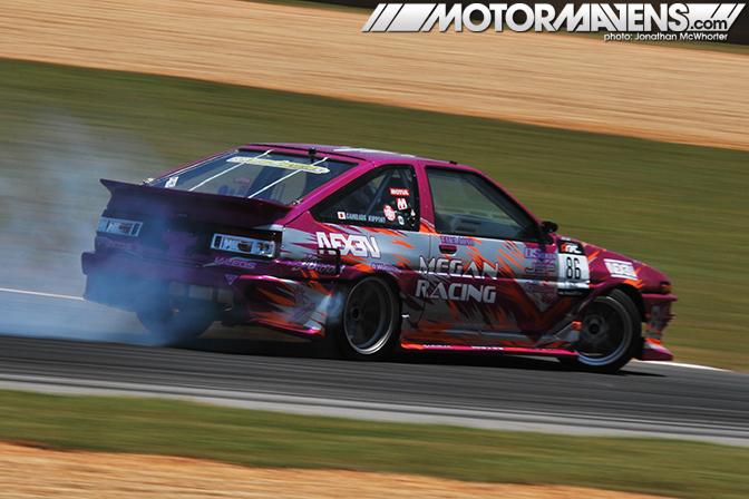 Taka Aono Formula Drift AE86 Corolla GTS Sprinter Trueno Hasselgren 4AG Formula Atlantic RS Watanabe