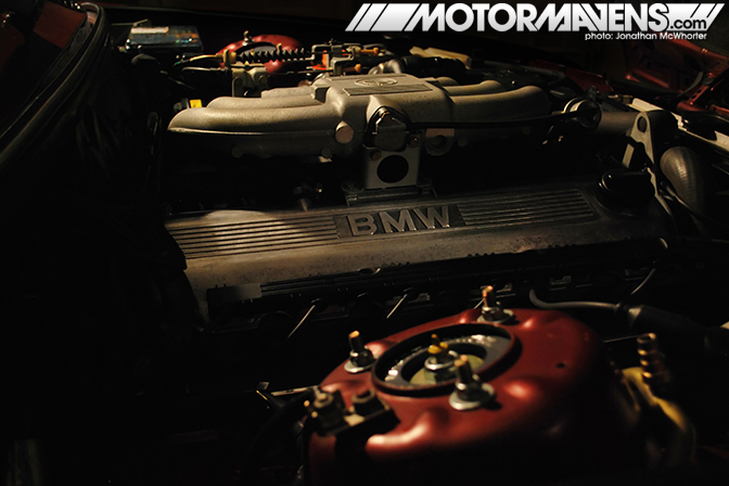 3 piece, Billet 60, BMW, calypsorot, clean, E30, Ground Control, Image Wheels, Jim Conforti, Jonathan McWhorter, Koni, metallic, Ryan Sermonet, stance, Turner Motorsports