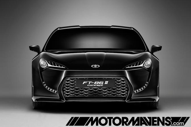 Toyota FT-86 II Concept hachi-roku