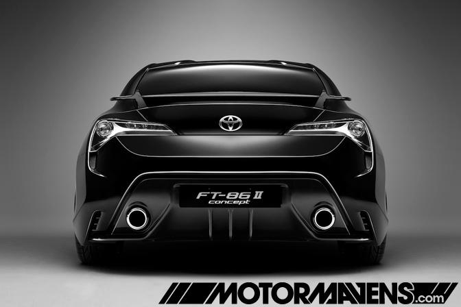 Toyota FT-86 Concept hachi-roku