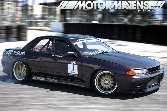 Ian Fournier R32 Skyline Formula D Long Beach