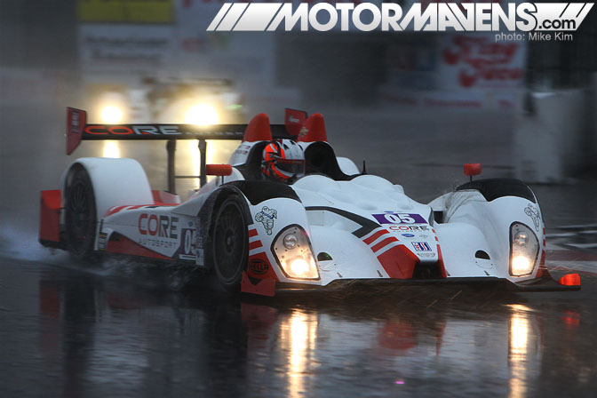 Toyota Grand Prix of Long Beach LBGP ALMS American Le Mans