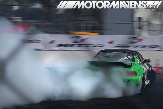 Formula Drift Long Beach 2013 qualifying
