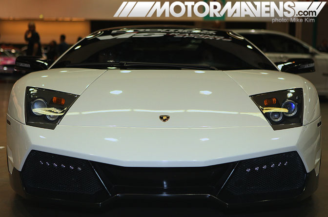 HIN Hot Import Nights 2011 Los Angeles Convention Center ProMax Lamborghini Murcielago LP-640