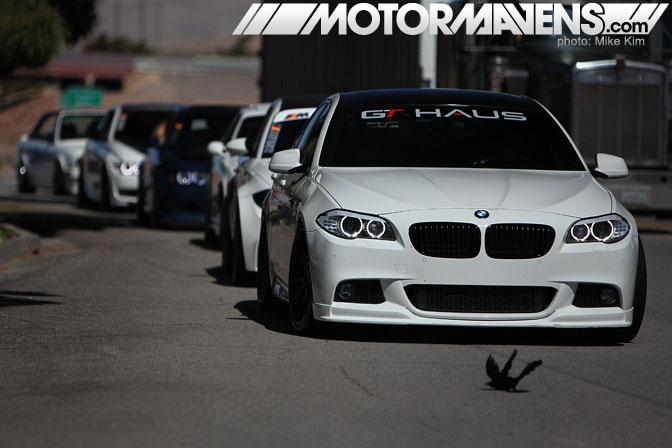 mfest 2012 las vegas motor speedway gt haus f10 f11 bmw m5