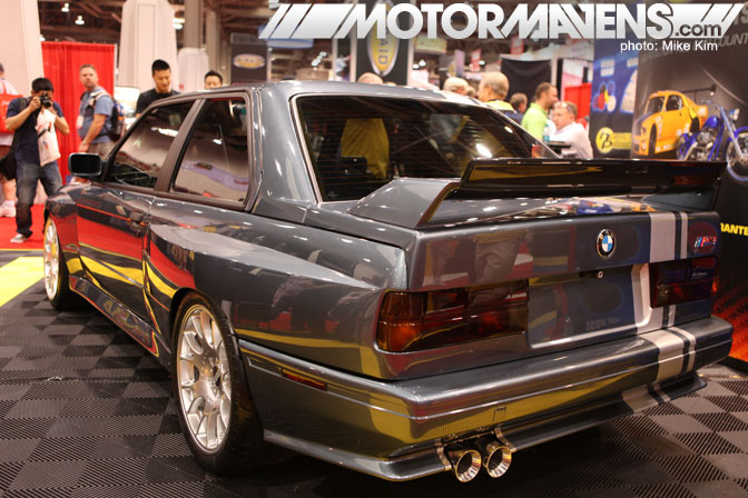 SEMA Show 2011 Las Vegas Convention Center E30 M3 LS1 LSM3