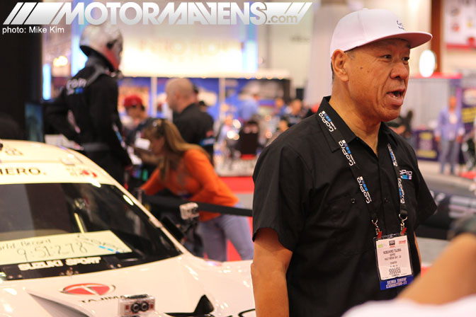 SEMA 2011 Las Vegas Convention Center Monster Tajima GoPro