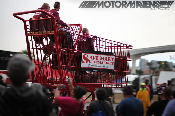 SEMA Show 2011 Las Vegas Convention Center v8 shopping cart