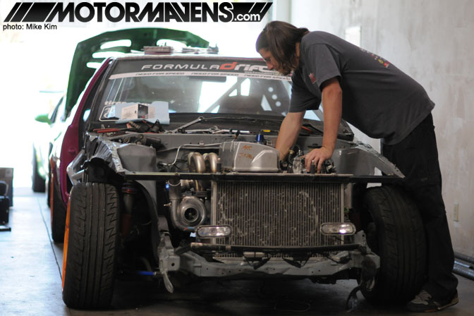 Garage life jsp fab k24a powered ae86 build motormavens for Garage auto fab ennery