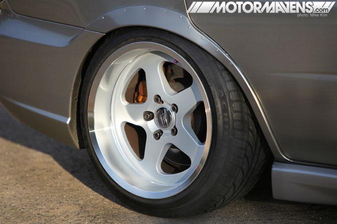 Austin Royal Flush Subaru Impreza WRX STi hella slammed stance scraping shakotan