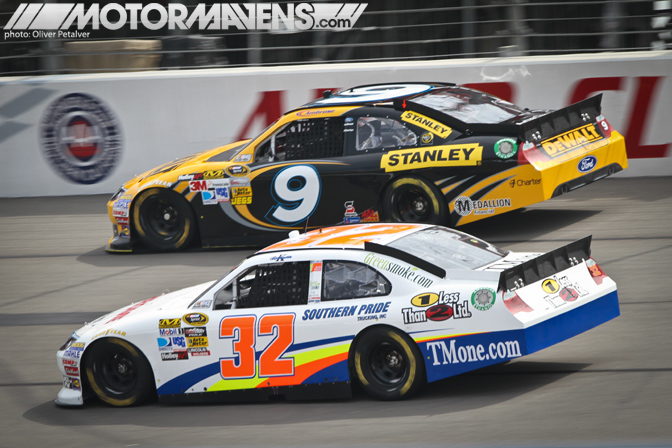 NASCAR, AUTO CLUB SPEEDWAY, SPRINT CUP SERIES, NATIONWIDE SERIES, TONY STEWART, OFFICE DEPOT, CHEVROLET, DANICA PATRICK, JOEY LOGANO, JIMMIE JOHNSON, JEFF GORDON, CASEY MEARS, TOYOTA, FORD, JEFF BURTON, GOODYEAR TIRES, DALE EARNHARDT JR, JUAN PABLO MONTOYA, INGRID VANDEBOSCH, DANNY HAMLIN, CLINT BOWYER, TAYLER MALSAM, KAY PRESTO, MARCOS AMBROSE, MOTORMAVENS, OLIVER PETALVER