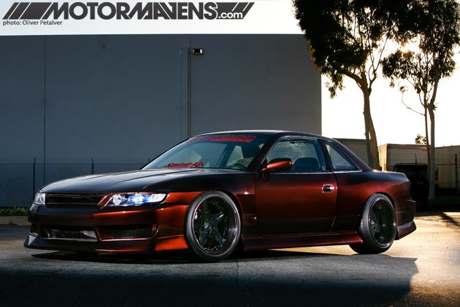 Spirit Rei Mastermind Odyvia Nissan S13 Honda Odyssey V8 conversion LS1