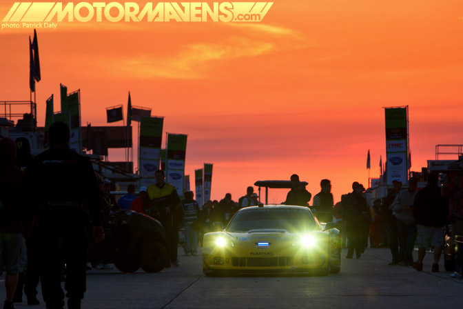 Corvette C6.R Sebring 12H 2013 Florida