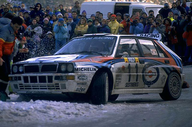 Philippe Bugalski Delta Intergrale Monte 1992