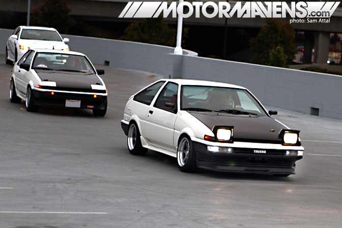22R-E 4AG 4AGE 8-6 AE86 Andrew Bohan Bay Area Boost Logic Celica Celica RA28 Cipher Garage Corolla Drift Day GT-S Hayashi Helix HRE Initial D Kenny Chow Kouki Levin meet MotorFix oakland one toyota One Toyota of Oakland San Francisco Bay Area slideyourride SR5 Superlite Supra takumi fujiwara TE37V Toyota truck Volk TE37V wagon wes ong Work Equip 01 Zenki