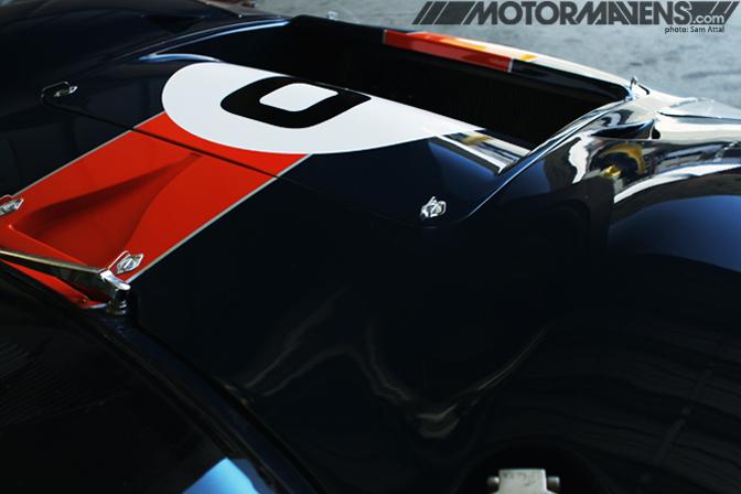 Ford GT40 Mark 2 VARA HSR West Sonoma Historic Motorsports Festival vintage motorsports vintage racing Sam Attal
