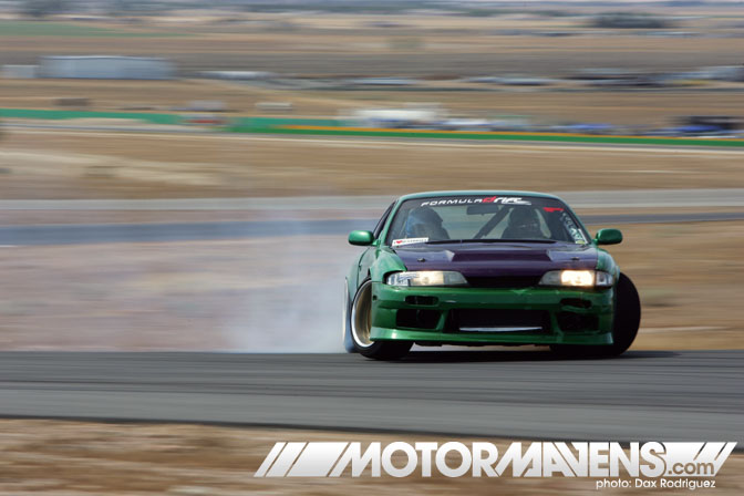 Matt Powers S14 Just Drift All Star Bash drifting festival