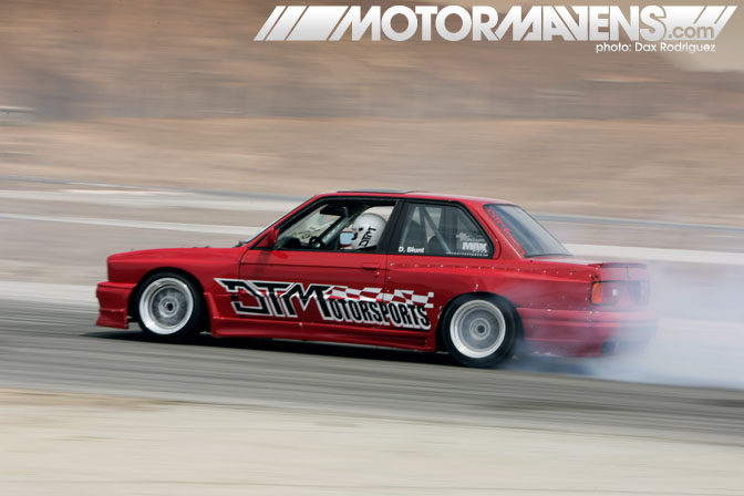 Dirty Thirties E30 BMW Dave Blunt Just Drift All Star Bash drifting festival