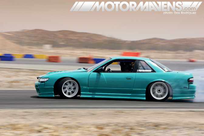 Mulsanne S13 Silvia Teddy Just Drift All Star Bash drifting festival