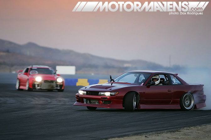 S13 Silvia Just Drift All Star Bash drifting festival