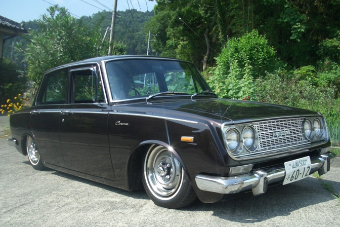 1967 Toyota Corona