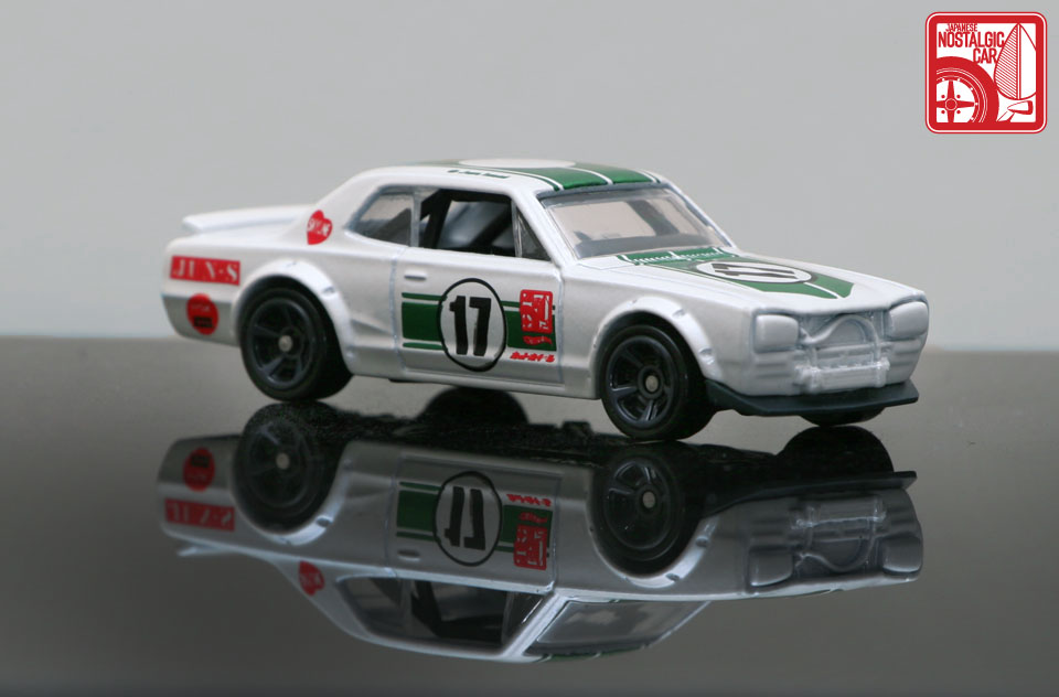 Hot Wheels Japanese Nostalgic Car Hakosuka Nissan Skyline HT 200GT X
