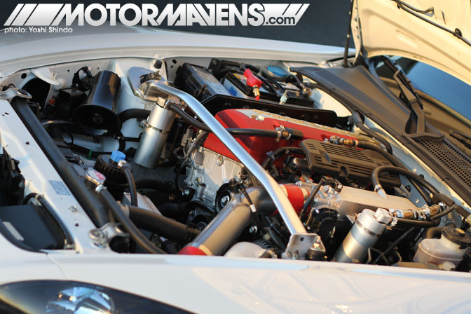 Marc Tham Honda S2000 Work Equips Supercharged F22C Yoshi Shindo