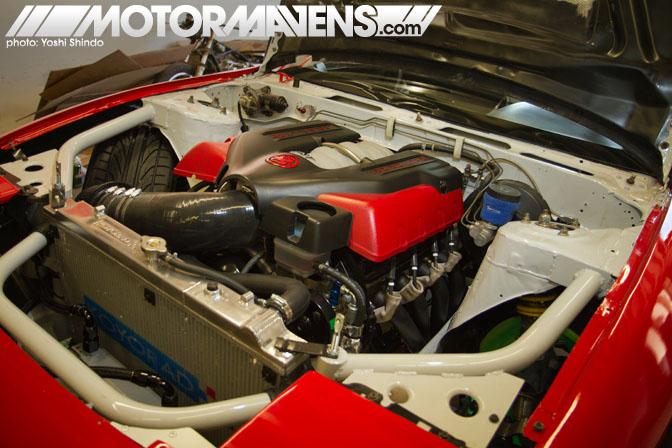Nikolay Konstantinov Garage Autohero RPS13 240sx Nissan Formula D Yoshi Shindo