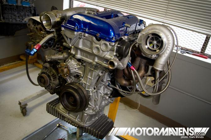 Walker Wilkerson S13 Onevia Garage Autohero Formula D SR20DET Brian Crower Stroker Garrett Turbo Yoshi Shindo