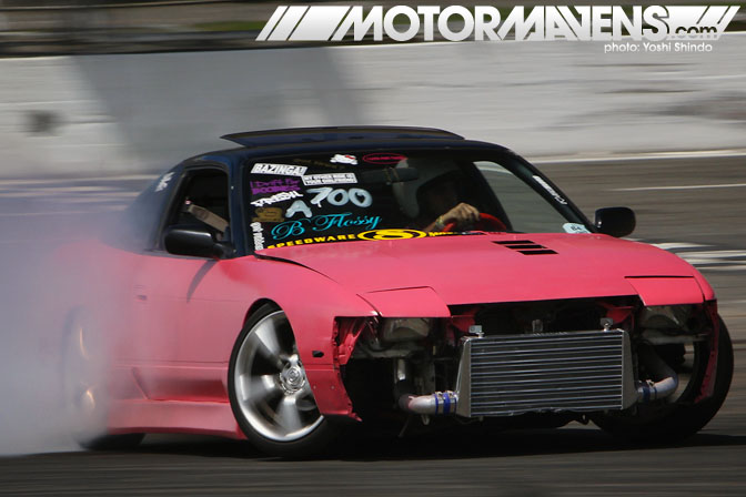 Evergreen Drift Pro Am Evergreen Speedway RPS13 Yoshi Shindo Formula D Seattle Formula Drift