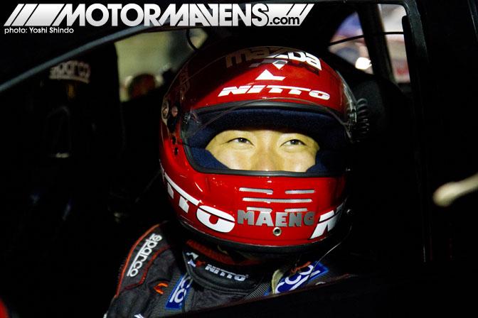 Formula D Atlanta 2011 Road Atlanta Joon Maeng Mazda RX-8 Yoshi Shindo
