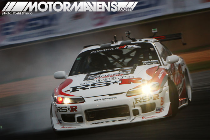 Toshiki Yoshioka Road Atlanta Nissan Silvia S15 RS*R Nitto Tire