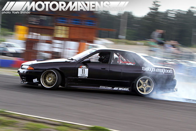 Ian Fournier R32 Skyline PGP