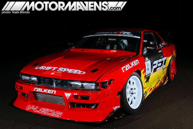 Kyle Pollard Formula D 2011 Portland Speed Industries PSI Silvia S13 Drift Speed Yoshi Shindo