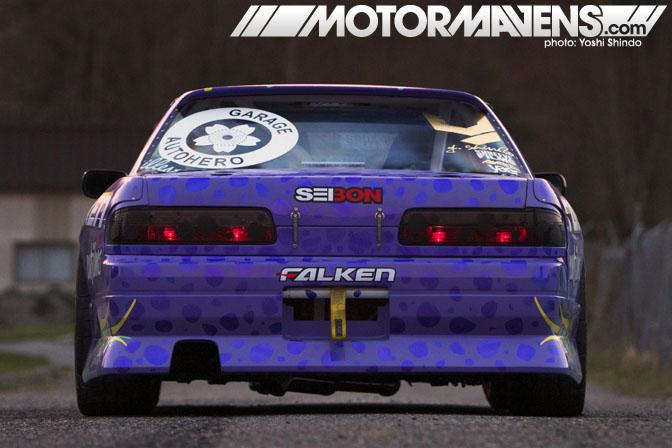 Walker Wilkerson Formula D 2012 S13 S13.4 Silvia S14 Kouki Fatlace Garage Autohero