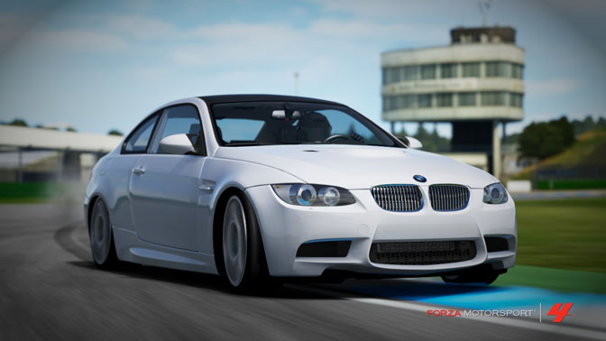 BMW M3 Forza Motorsport 4 video game review Turn 10 Microsoft Xbox 360 Yoshi Shindo FM4