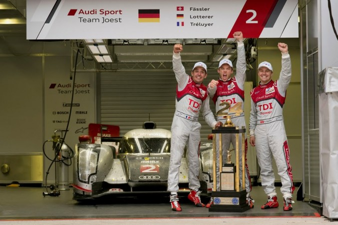 Video! Audi's 2011 24 Hours of Le Mans